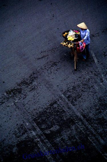 Fahrrad Fotokarte