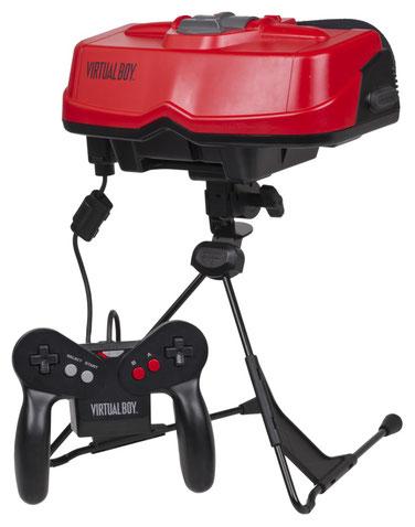 Nintendo Virtual Boy, 1995