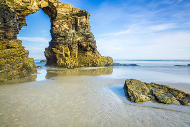 Excursion a Playa de las Catedrales Ribadeo