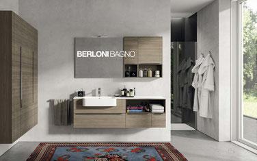 Mobili bagno BERLONI - lineadesign