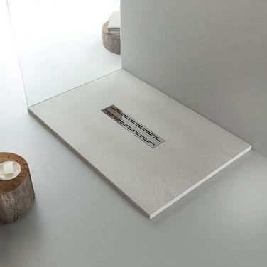 Il design del piatto doccia