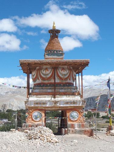 Tibetische Medizin, Tibetische Massage