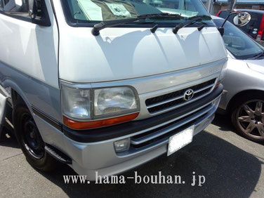 HIACE Front