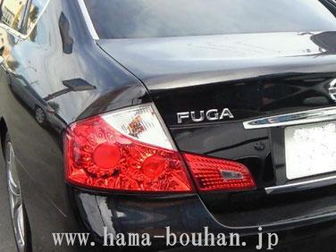 Y50 FUGA 後方