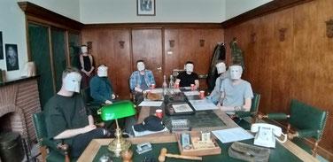 Scary Prison V.I.P. arrangement DeBlokhuisPoort