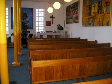 Kerkzaal Blokhuispoort