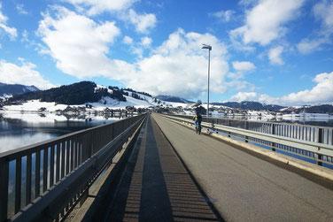 Die schönsten Seen in der Schweiz - Sihlsee