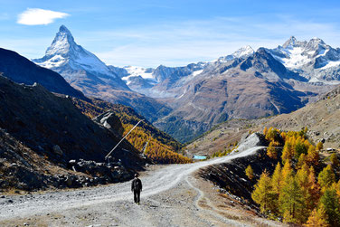 Switzerland Vacation Spots - Zermatt
