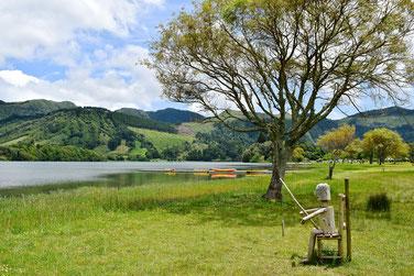 Azores, Sao Miguel: 7-Day Itinerary - Lake Azul in Sete Cidades