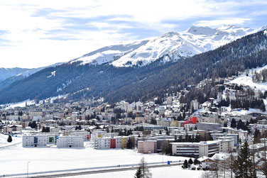 Switzerland Vacation Spots - Davos