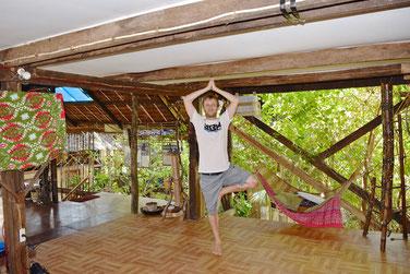 2 Weeks Itinerary Palawan - Yoga retreat