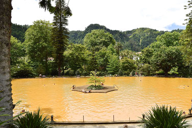 Azores, Sao Miguel: 7-Day Itinerary - Terra Nostra in Furnas