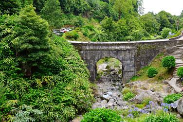Azores, Sao Miguel: 7-Day Itinerary -Parque Natural da Ribeira dos Caldeirões