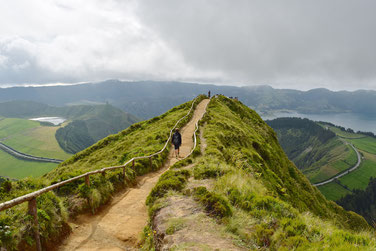 Azores, Sao Miguel: 7-Day Itinerary - Lagoa of Canario Viewpoint