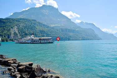 Switzerland's Vacation Spots - Lake Lucerne