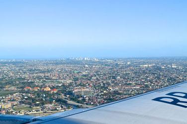 2 Weeks Itinerary Palawan - Flying Back