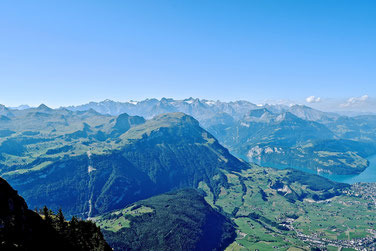 Switzerland's Vacation Spots - The Lucerne area