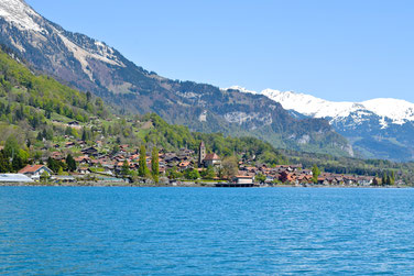 Switzerland's Vacation Spots - Brienz