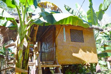 2 Weeks Itinerary Palawan - Bamboo house