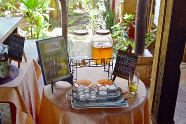 2 Weeks Itinerary Palawan - Detox juices