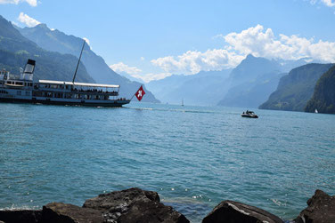 Die schönsten Seen in der Schweiz - Vierwaldstättersee