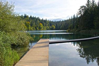 Die schönsten Seen in der Schweiz - Crestasee
