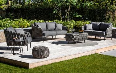 Sonnenwetter Lounge-Möbel Palm Socks
