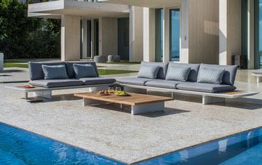 Sonnenwetter Lounge-Möbel Arbon