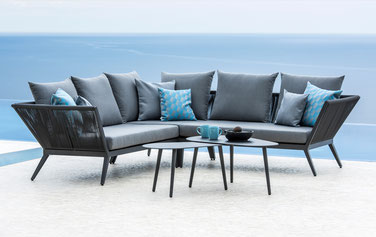 Sonnenwetter Lounge-Möbel Medford