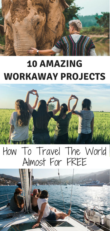 10 Workaway Projects You Should Know About - How To Travel The World For Free