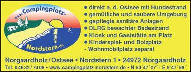 Campingplatz Nordstern