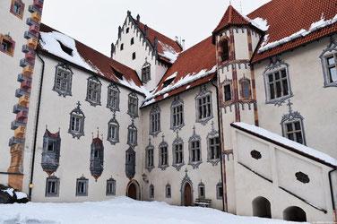 forteresse Füssen