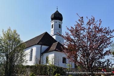 promenade en Bavière