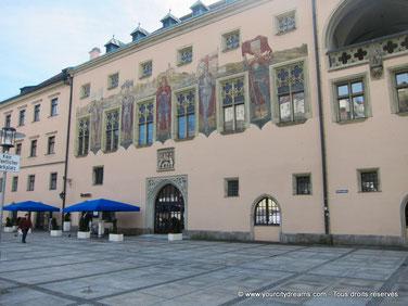 L'ancien hôtel de ville de Passau, incontournable en Bavière