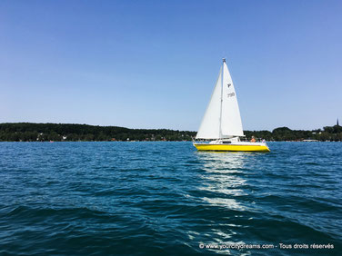 bateau Wörthsee