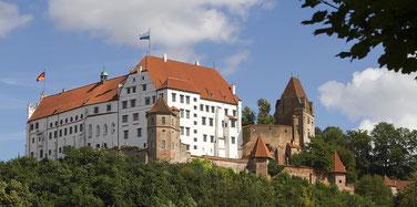 chateau Trausnitz