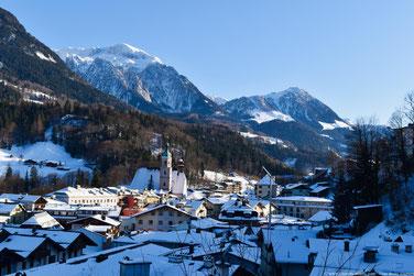 ville Berchtesgaden