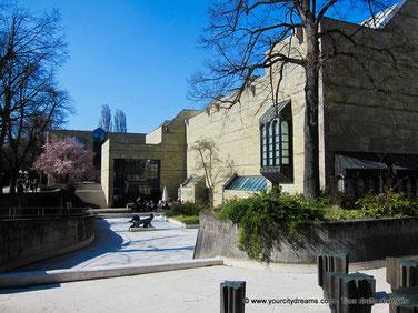 Le musée Neue Pinakothek de Munich se concentre sur l´art du XIXème siècle.