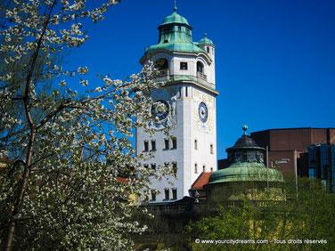Bains Munich