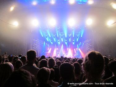 Zazz à Tollwood, les concerts de Tollwood sont reconnus dans toute la Bavière.