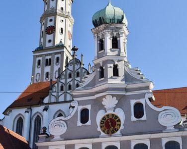Église Augsbourg