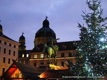 Marché Noël médiéval