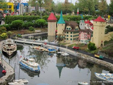 Legoland parc baviere