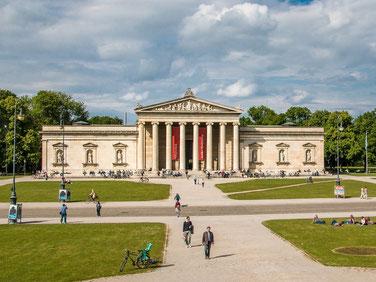 La Glyptothèque de Munich