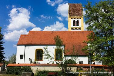 église Weßlinger See