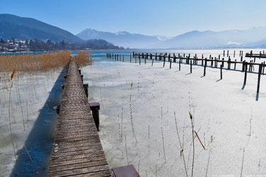 hiver Bavière