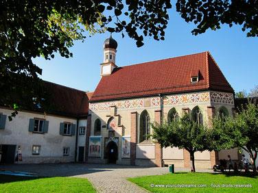 chapelle Blutenburg