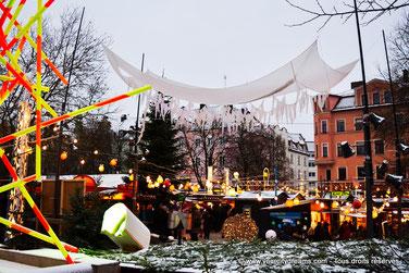 Marche Noel Munich