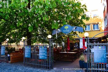 Restaurant Augsbourg