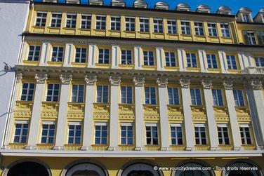 Dallmayr, restaurant, épicerie fine et café de Munich